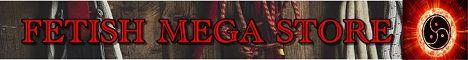 Fetish Mega Store Logo